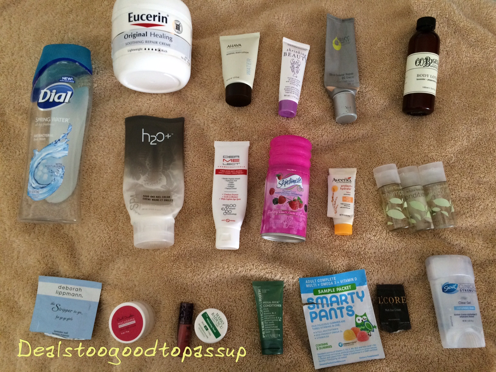 April 2015 Empties.jpg