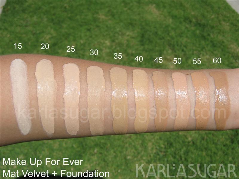 Re Shade Help With Mufe Foundation Beautytalk