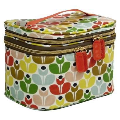 Orla Kiely Cosmetic Bags At Target Beautytalk