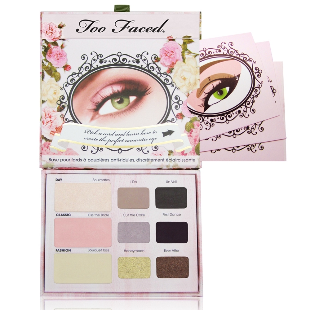 Bridal Eye Makeup Palette : Re: i would like to buy a bride gift fro... - BeautyTalk
