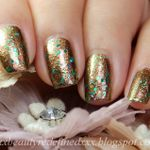 Butter london scuppered with green glitter.jpg