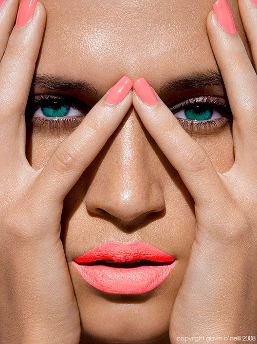 Re: Neon Coral-Pink lipstick - help me f... - Page 4 - BeautyTalk