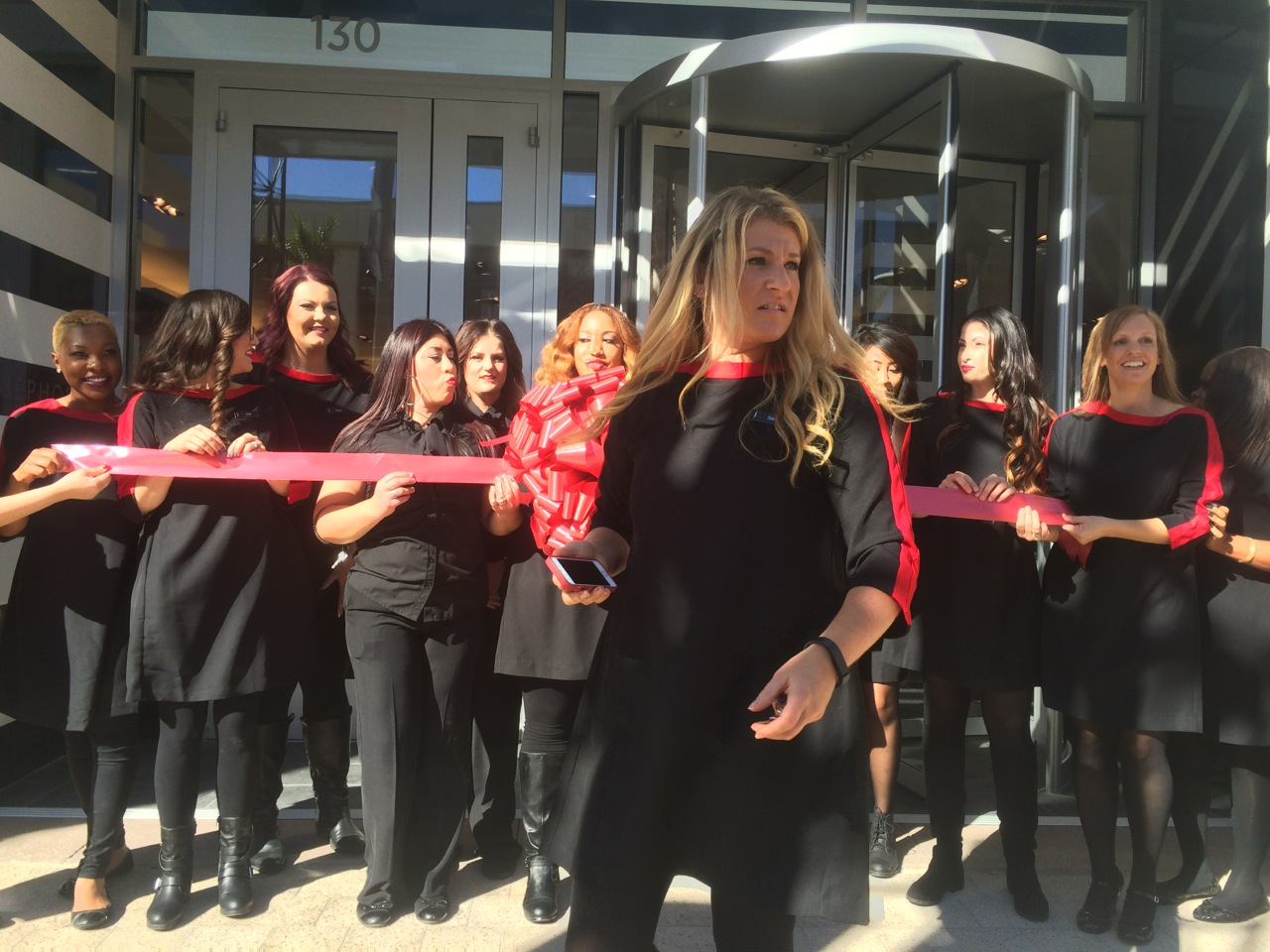 Sephora Grand Opening Review Las Vegas 1... - BeautyTalk