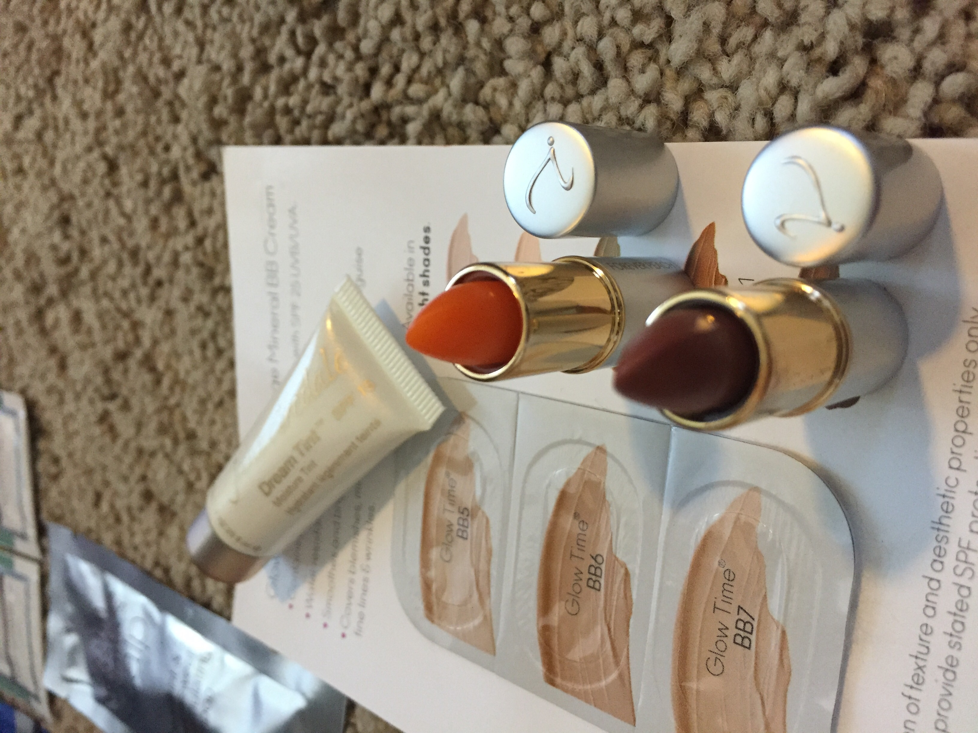 Jane iredale samples!