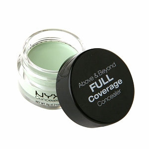 Image result for nyx green concealer