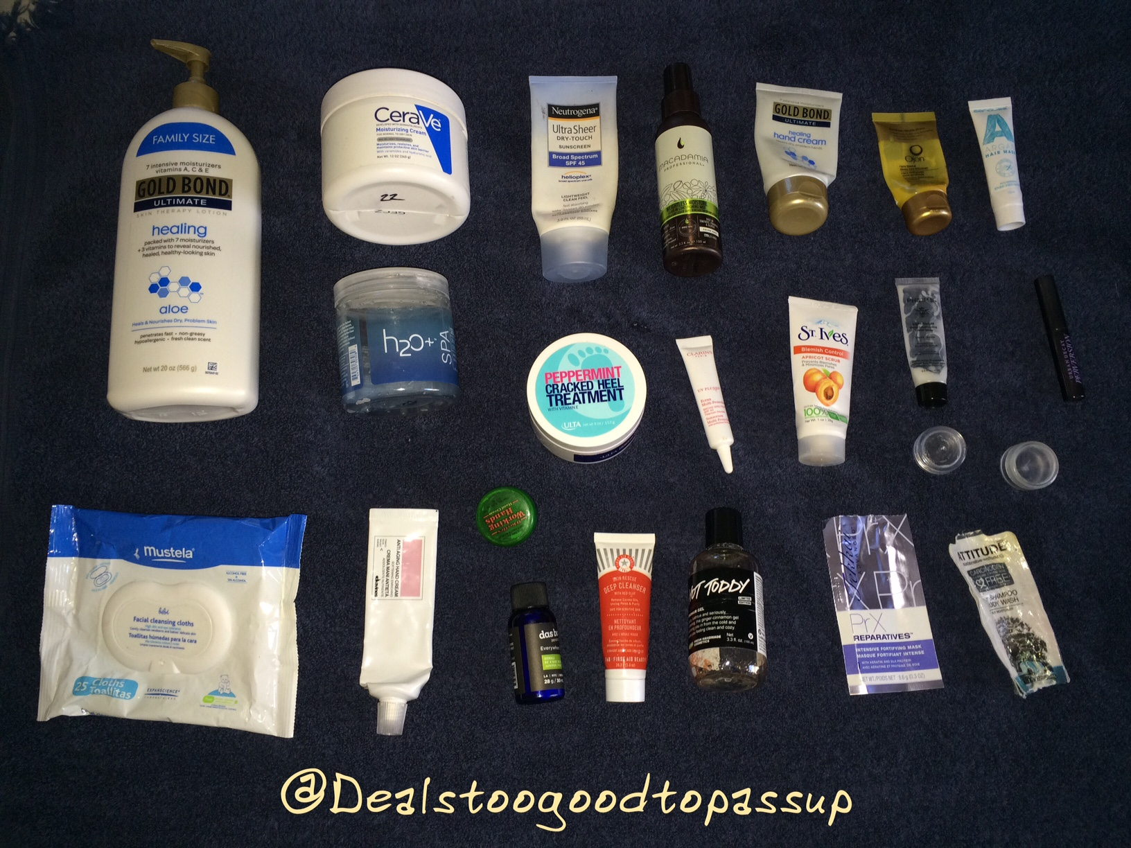 March 2016 Empties.jpg