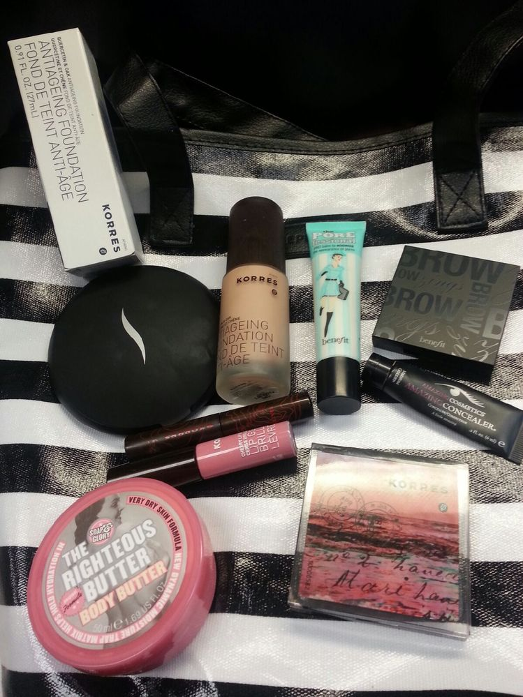 First Chic Week Haul