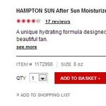 hampton Sun After Sun Moisturizer  C$0.01 quick view.JPG