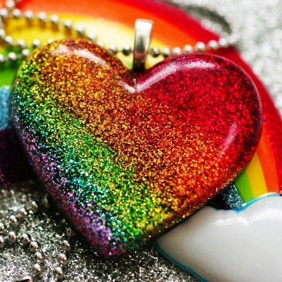 rainbow bright - resin glitter heart necklace-f86526.jpg