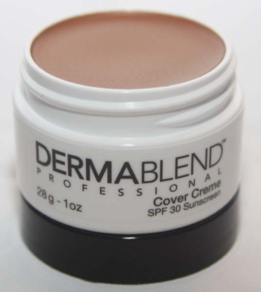 Makeup to cover up black ink tattoos beautytalk for Dermablend tattoo cover up video