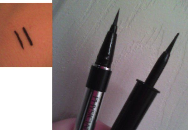 Physican's Formula Eye Booster vs Lancome Art Liner