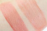 YSL-Glossy-Stain-in-7-Corail-Aquatique-on-the-left.-Loreal-Wet-Shine-Stain-in-Pink-Resistance-on-the-right..png