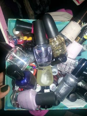 Nails stash
