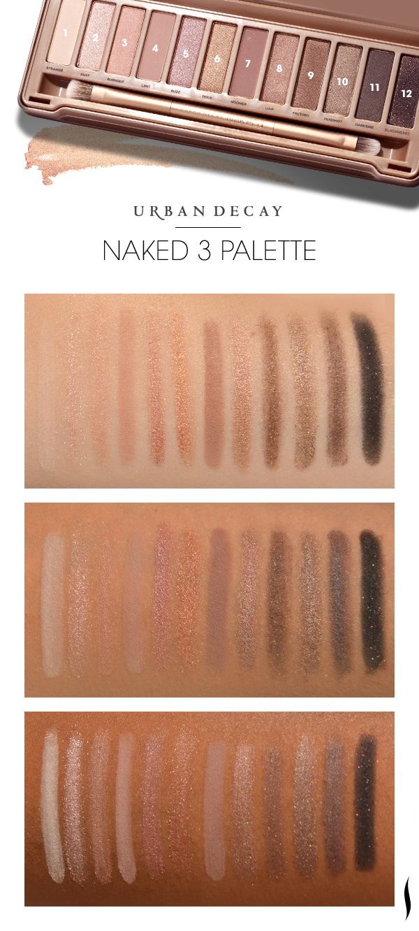 Urban Decay Assorted 2014 Naked 3 Palette - Tradesy