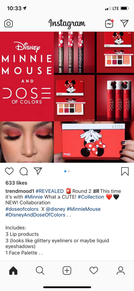 Available March 18 at Dose of Colors direct