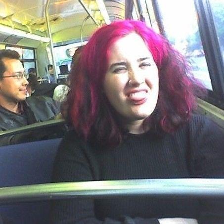 On da bus in LA