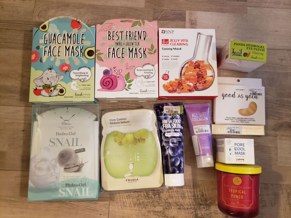 Some fab finds at Winners!
