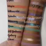 Huda Beauty Mercury Retrograde palette swatches (1 of 2).png