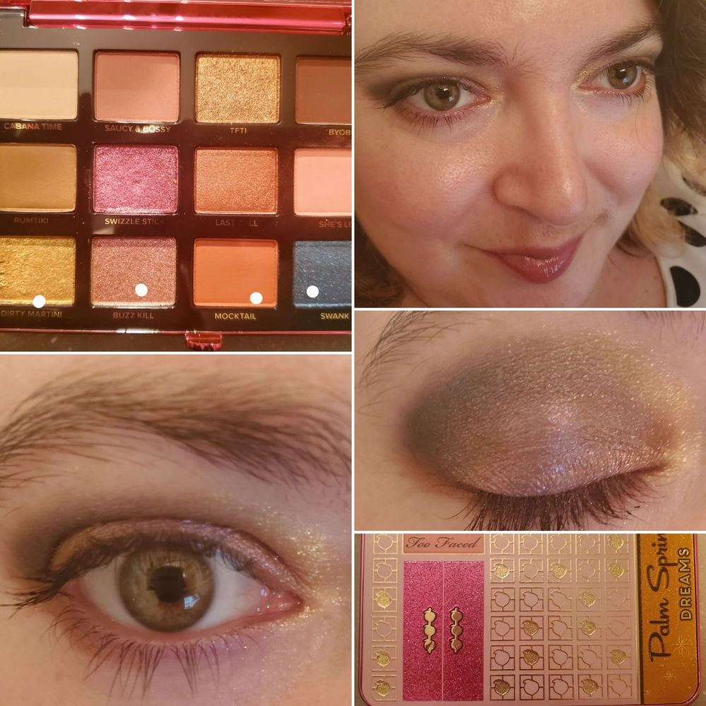 The least struggle bus I've had with this palette yet! Just struggled with pictures because was in a rush for work.