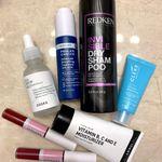 June favorites: makeup, skincare, and haircare.