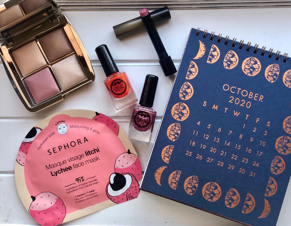 October 2020 Favorites!