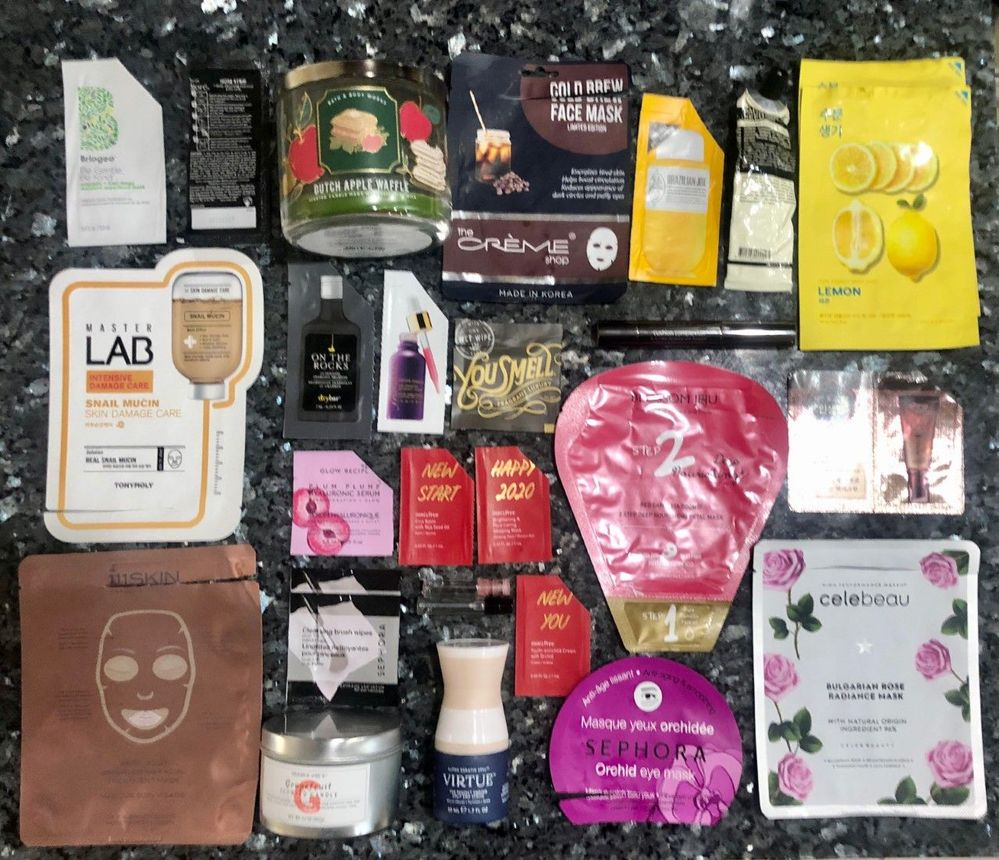 Likes - lots of good products this month.