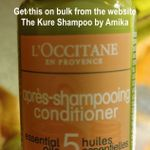 l'occitaine has sales, this one comes really big and just the conditioner, shampoo for you it makes me cringe  - but you need to remove the dirt. After the mask, the next day choose a  mild shampoo. I'd go with THE KURE Shampoo.