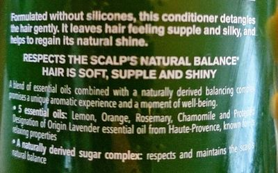 I chose it for the 5 key oils, they would help.
