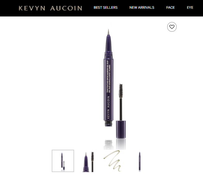 Kevyn Aucoin Feather Brow Marker Gel.PNG