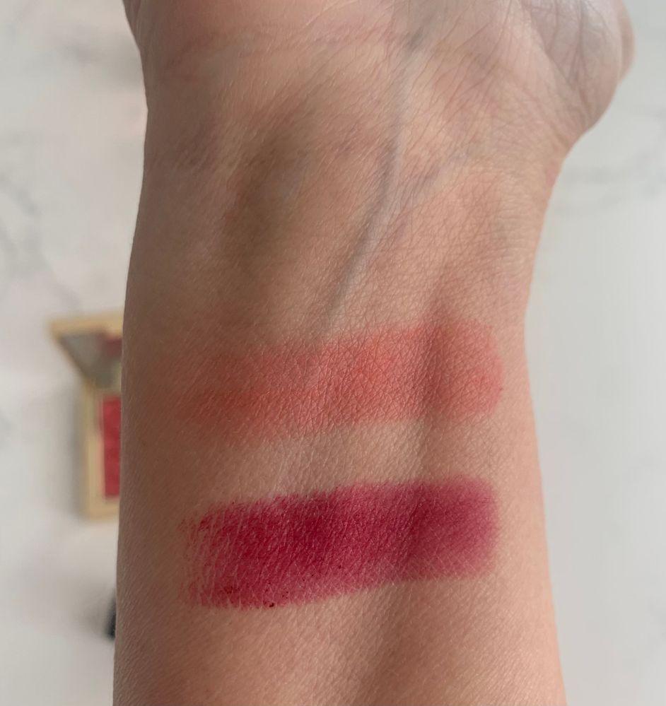 EL rose blush, Dior Opera