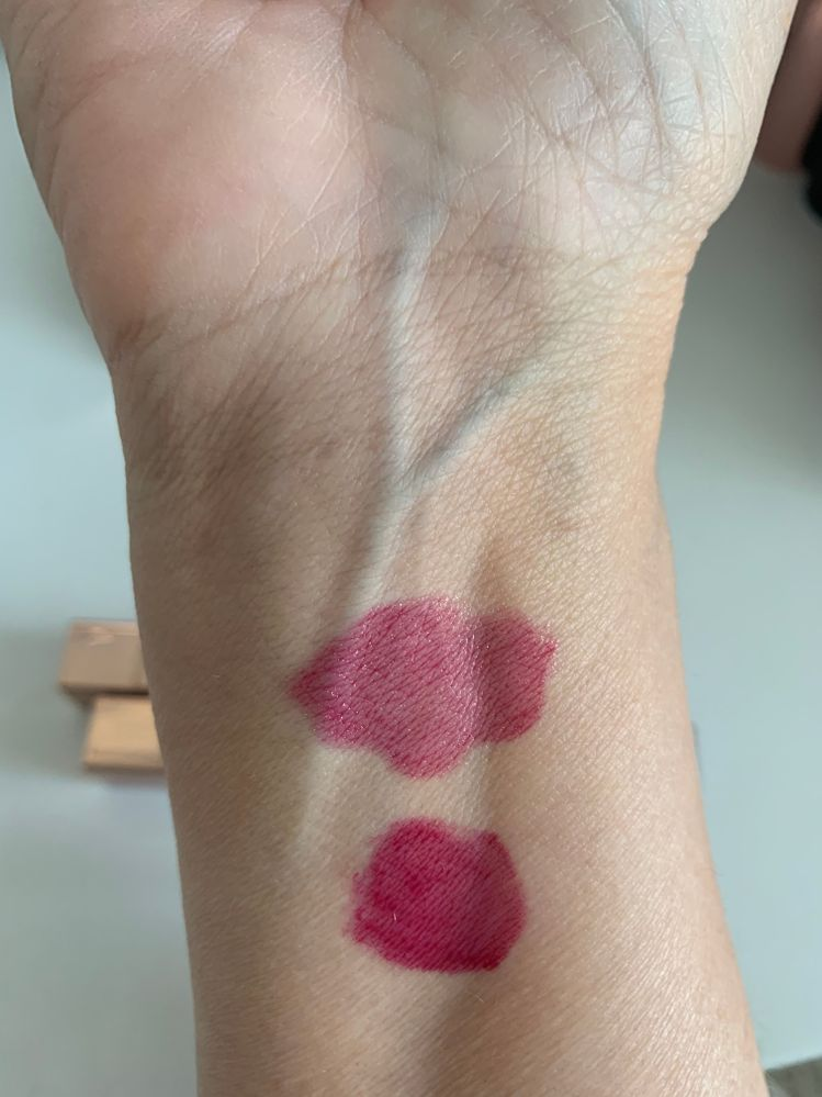 Nars Afterglow Dark Deeds, Hot Spell lip shines
