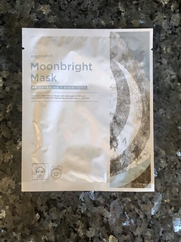 More M's - Moonshot Moonbright Mask
