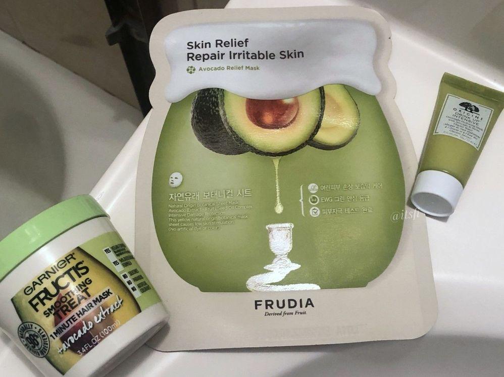 Ingredient focus: avocado oil