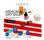 Missha 50% off sitewide.JPG
