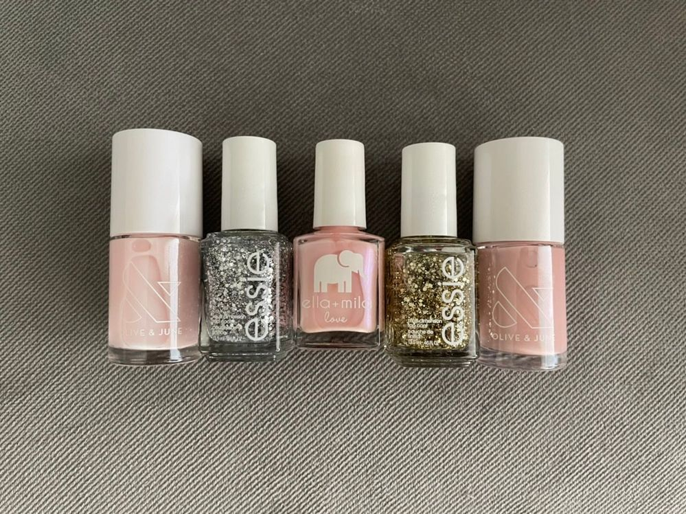 Target nail polish haul