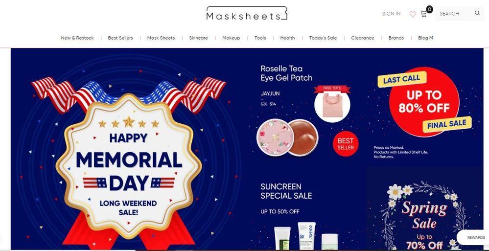Memorial Day Sale - Masksheets.JPG