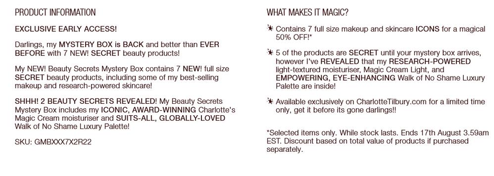 Screenshot 2021-08-07 at 01-48-03 50% Off Charlotte's Beauty Secrets Mystery Box Charlotte Tilbury.png