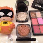Chanel Camelia de Plumes, Chanel Lumiere D'Ete and NARS One Night Stand