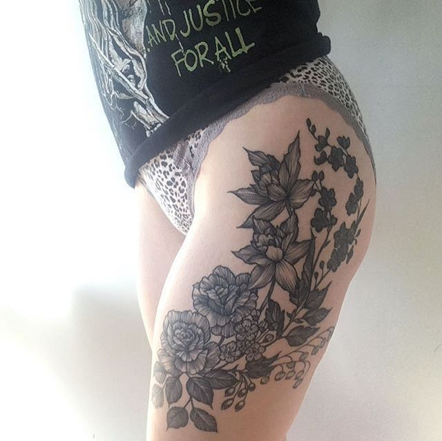 By Michelle Vu at Mission tattoo