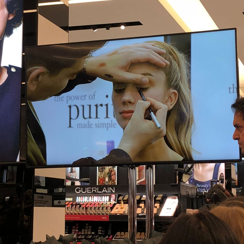 Image result for sephora live event