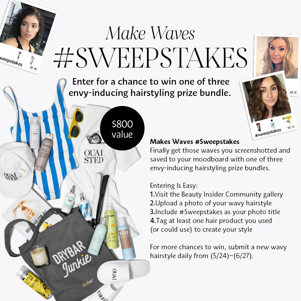 Enter NOW: The Gallery's Make Waves #Swe    - Beauty Insider