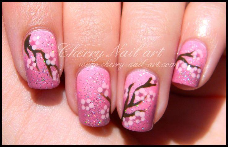Re: Sakura/Cherry Blossom Nails - Beauty Insider Community