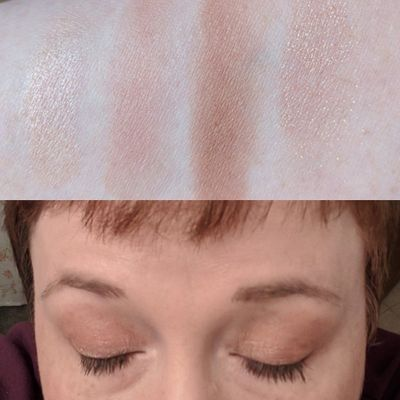 CT Pillow Talk Eyeshadow Quad