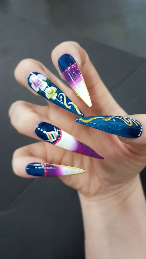 Show Me Your Nail Art Beauty Insider Community