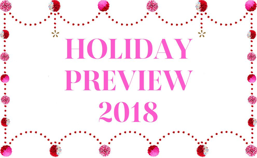 holiday 2018 preview beauty insider community