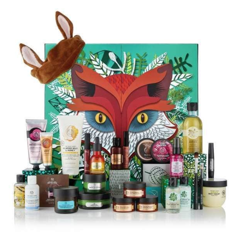 TheBodyShop25DaysUltimateAdventCalendarContents.png