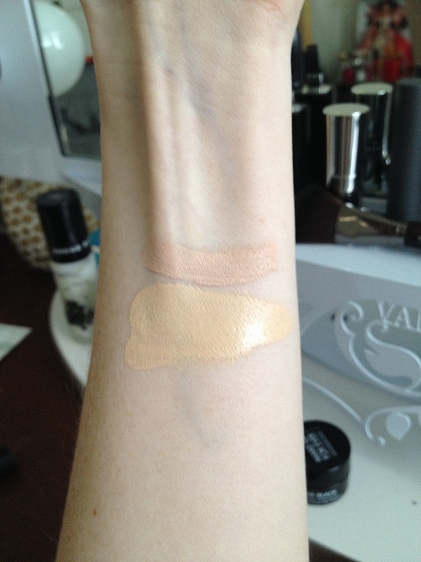 I'm shade Gobi in Nars Sheer Glow, what ... - BeautyTalk