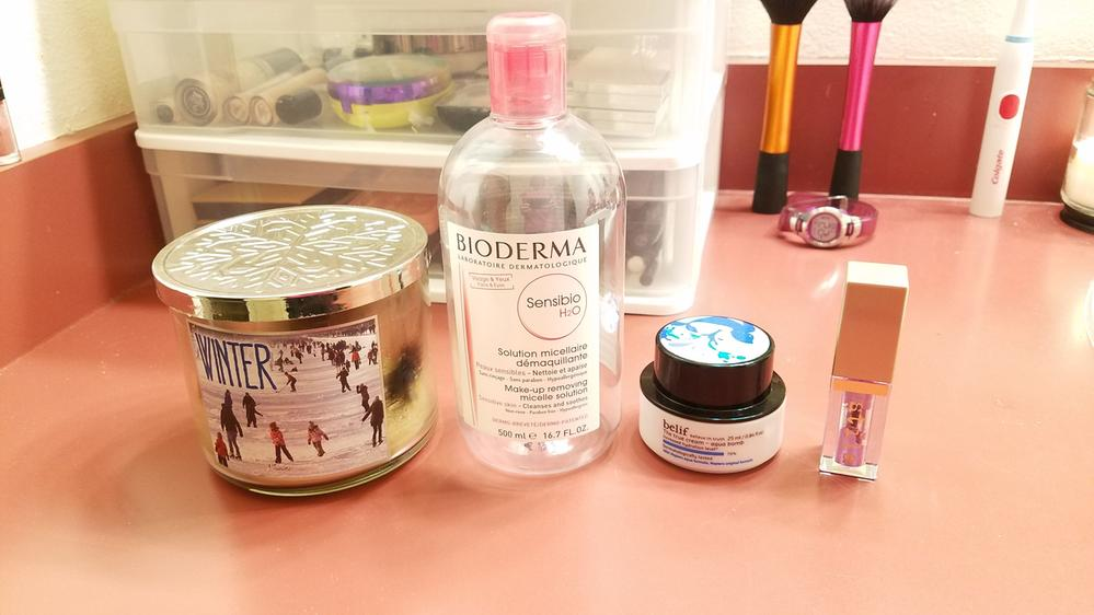 This Bath & Body Works candle is one of my absolute favorites!  These were the best empties of the month.