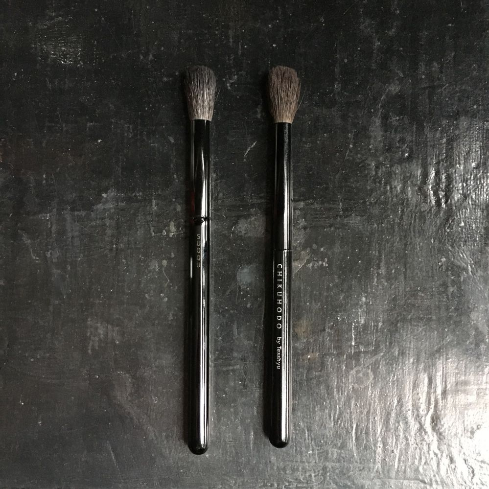 blending compared to Chikuhodo Z11