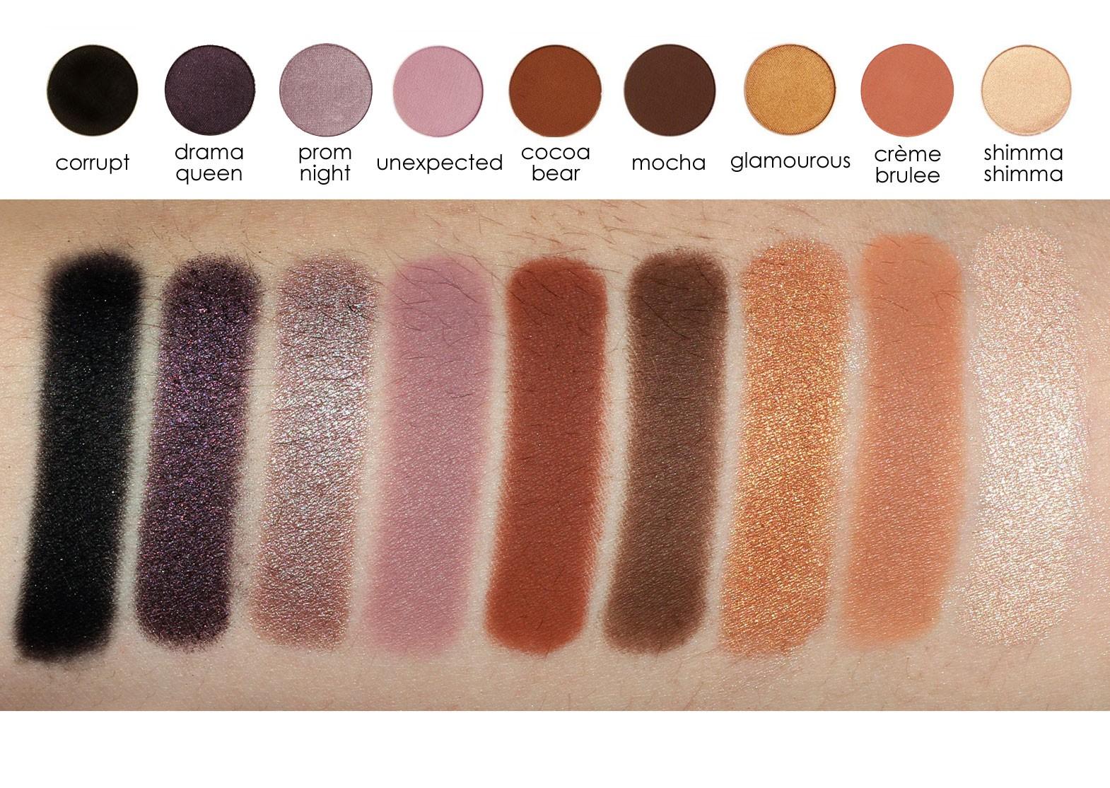 Pressed Eyeshadow Pan by Makeup Geek #22